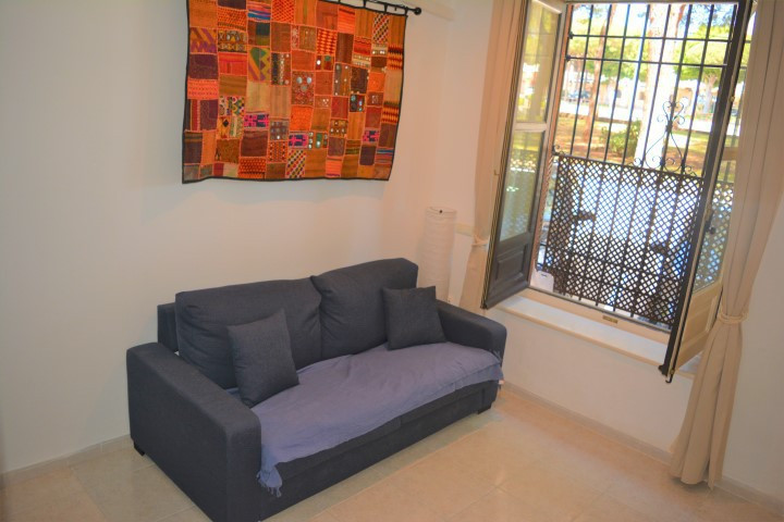 "Fantastic furnished groundfloor studio in Alhamar ""front line beach complex"" with pool, di, Spain"