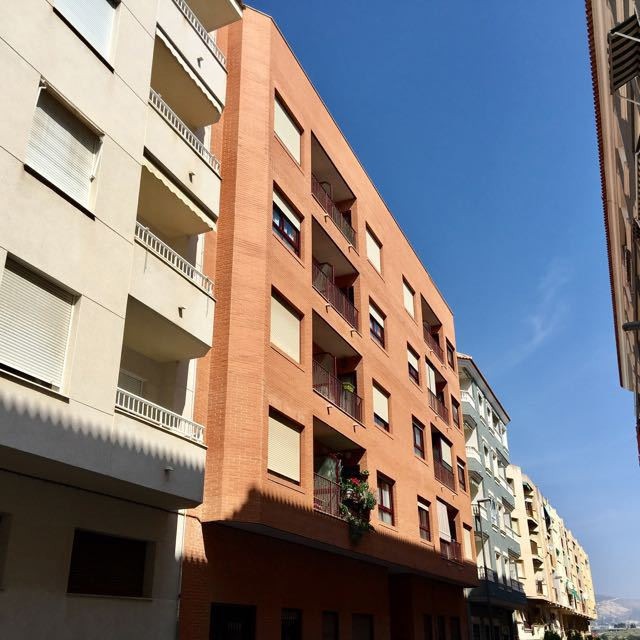 South-facing, 2 bedroom 2 bathroom apartment in excellent condition near the beach at El Campello.  ,Spain