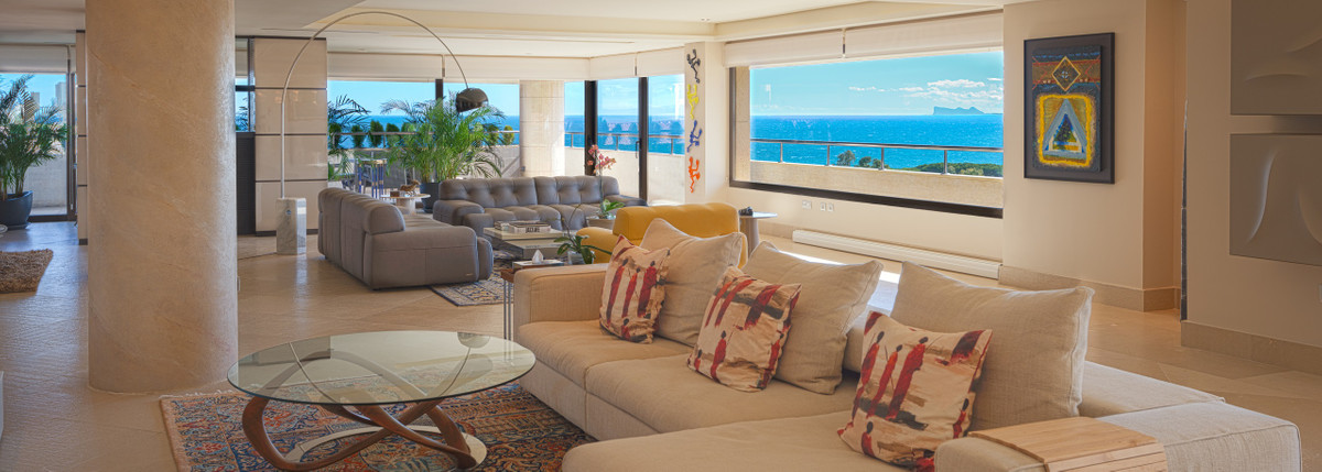 The Golden Mile, Marbella - This unique penthouse has it all, combining a superb exclusive location,, Spain