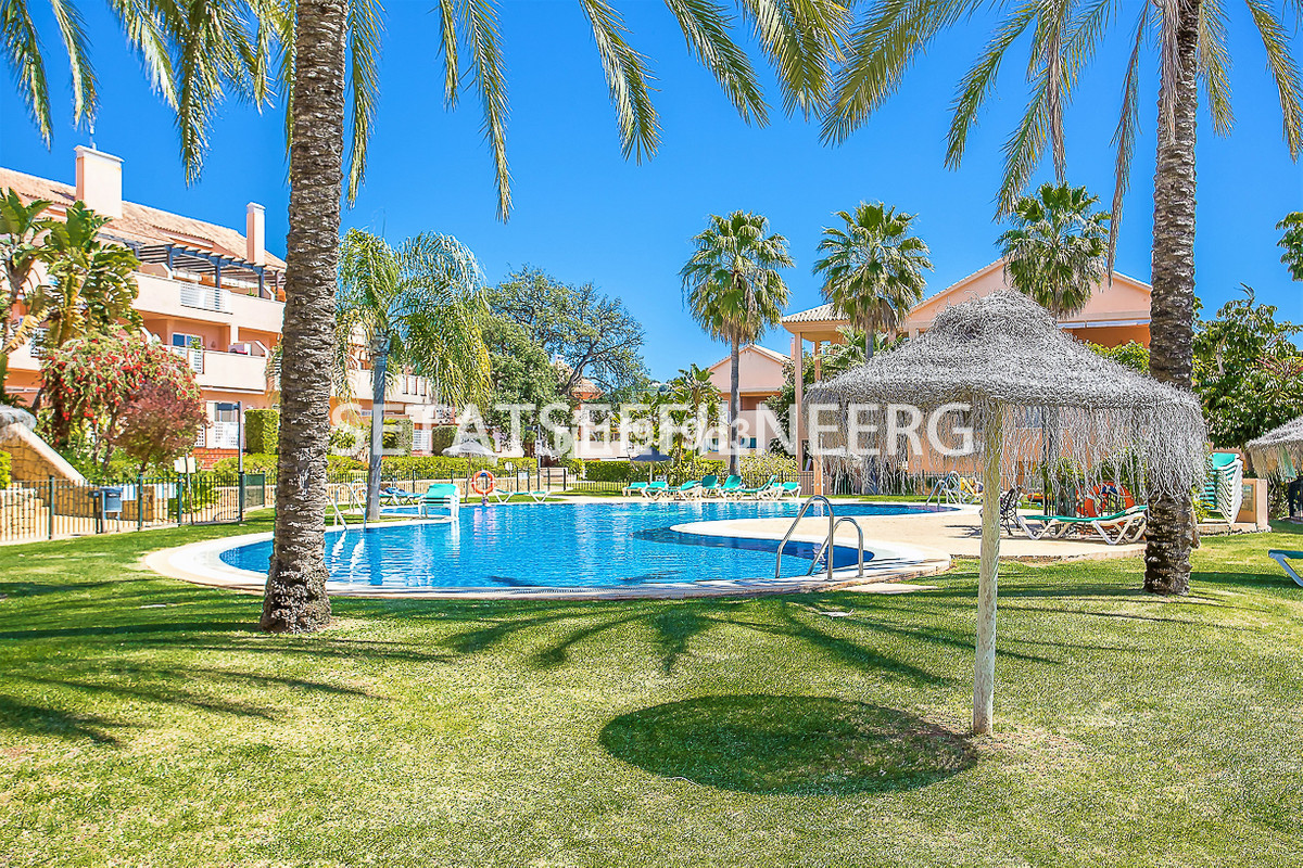 Beautiful Marbella apartment located in Elviria, on the east side of Marbella. Elviria is a fabulous, Spain