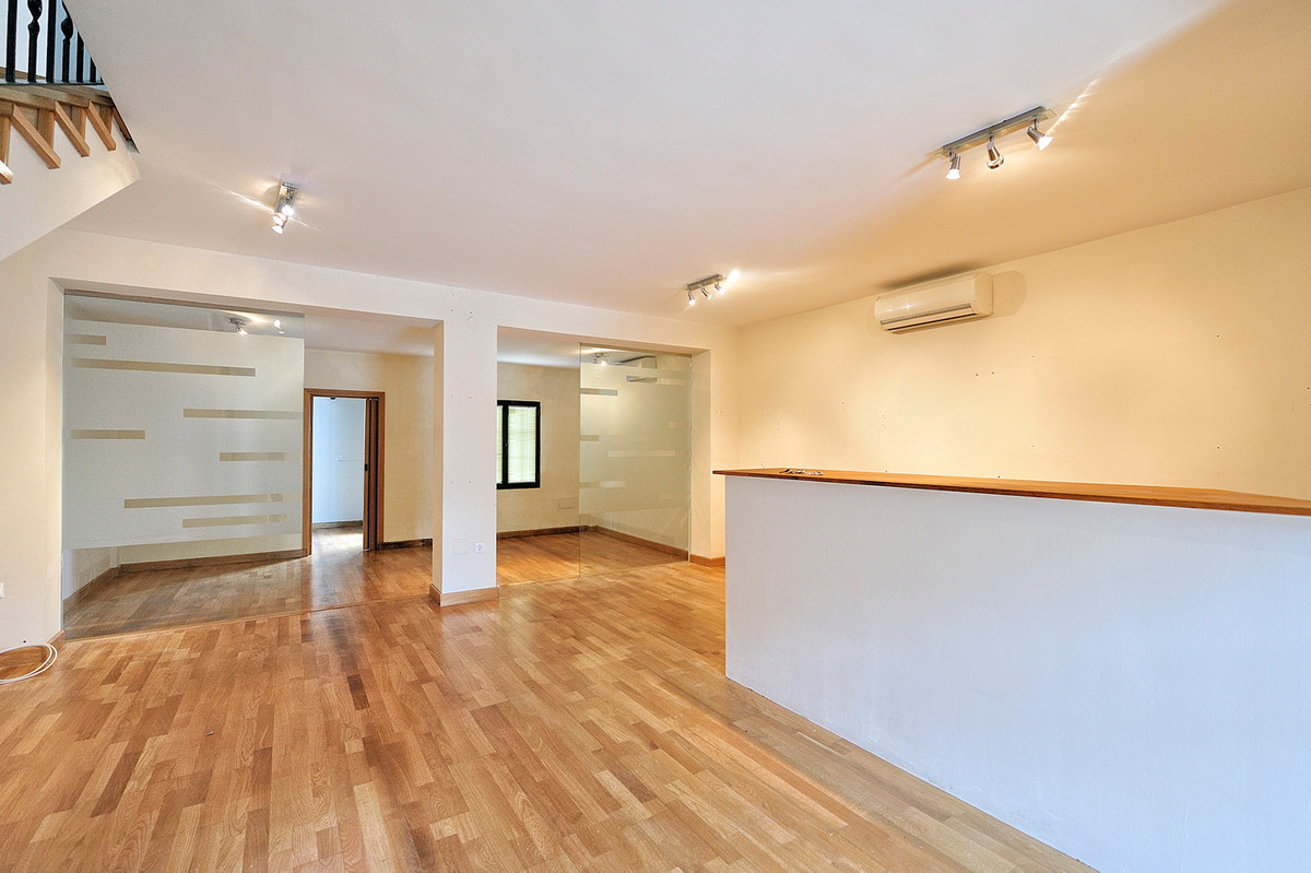 Bright elegant (town house) in the center of Fuengirola in the area Pueblo Lopez.  The house was bui,Spain