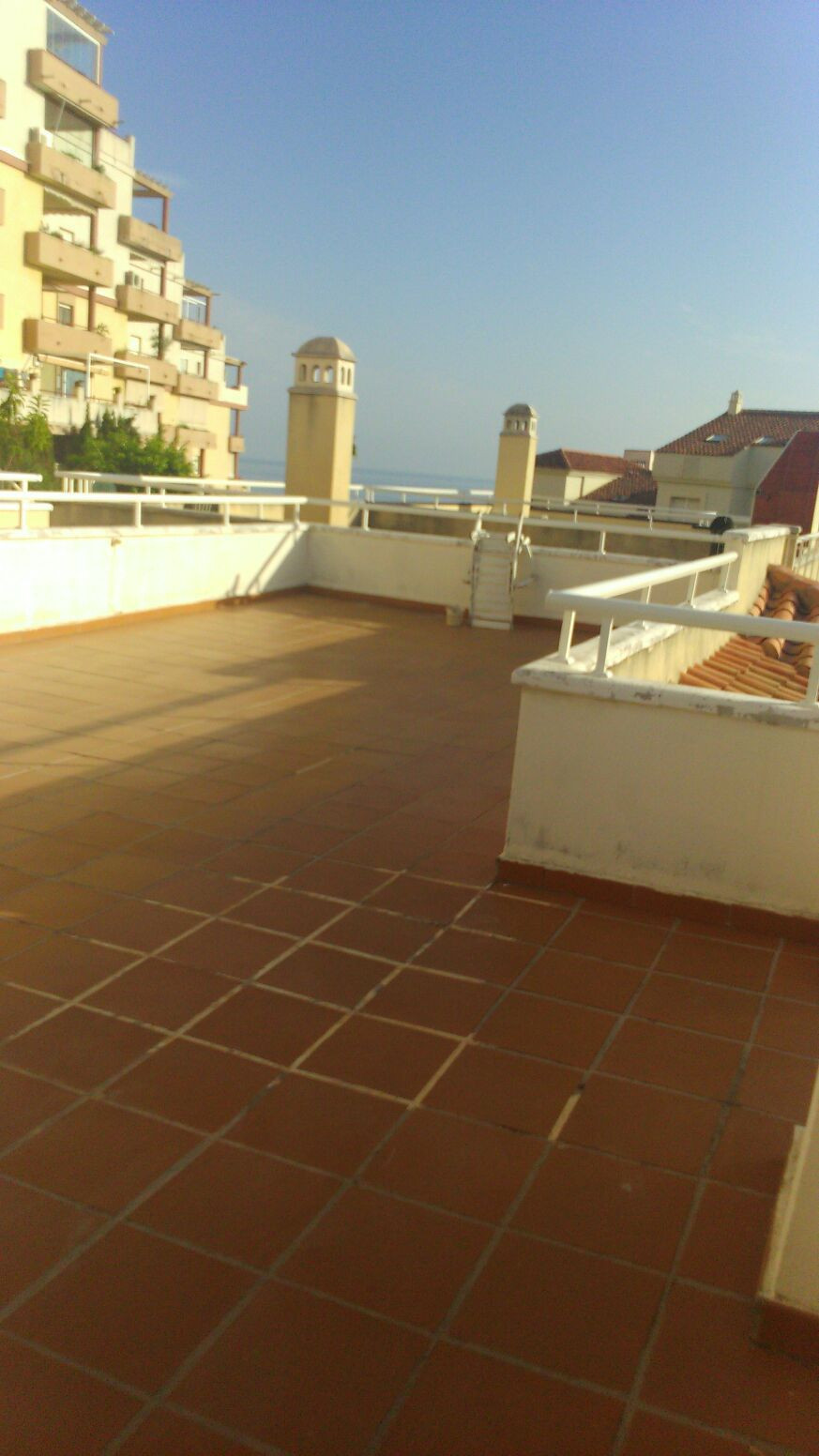 Lovely 2 bed penthouse apartment with spacious terrace and the added bonus of a large private solari, Spain