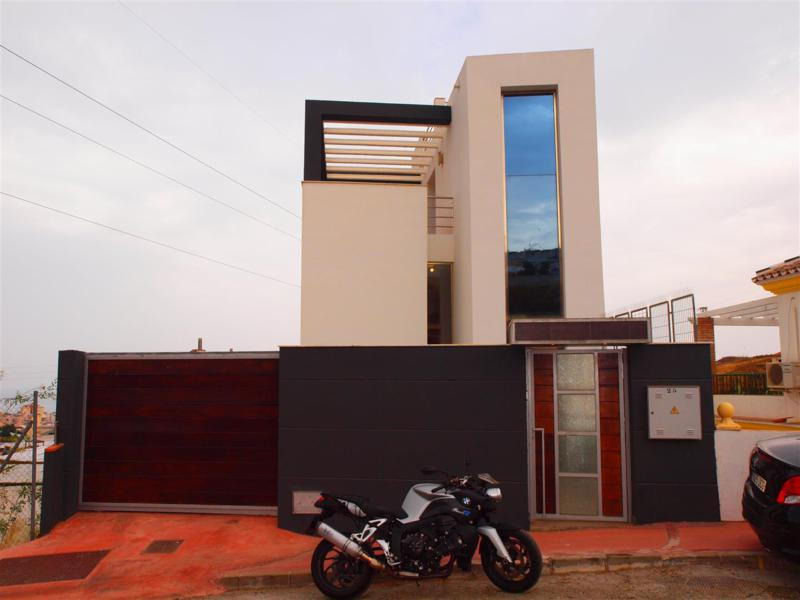 Nice villa with seaview in Torrox Costa. The villa is in excellent condition and features a wide liv,Spain