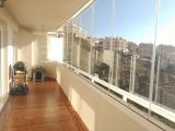 "The flat consists of 90 square meters plus 28 of closed terrace with ""LUMON"" type glass, t, Spain"