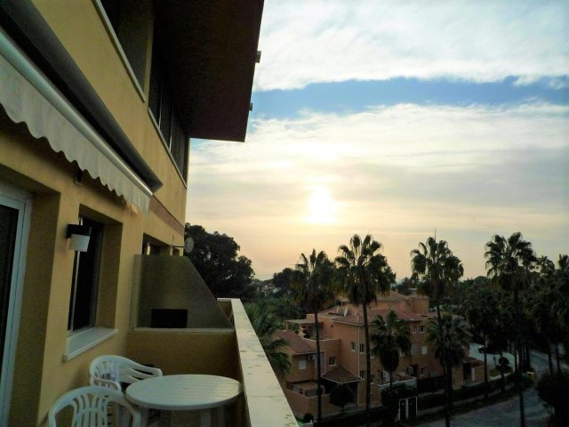 Gorgeous duplex of 2 bedrooms, 1 bathroom and 1 toilet a short walk from the beach in the urbanizati,Spain