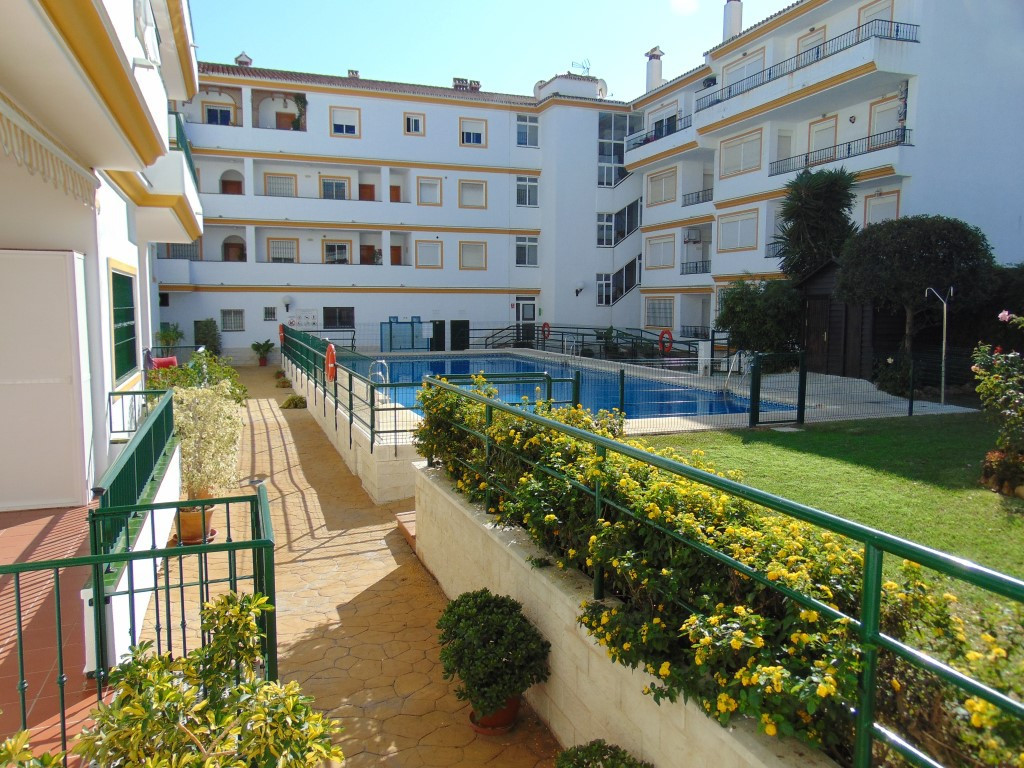 A lovely little 1 bed apartment in the much sought after area of La Cala, 2 minutes walk to the beac,Spain