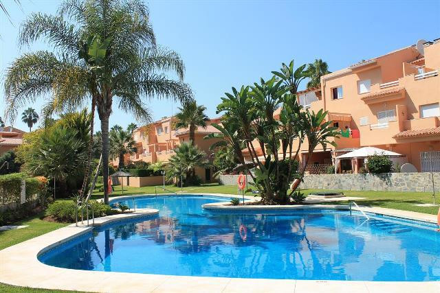 Less than 500 m to Marbessa Beach this well situated ground floor apartment is a true bargain. Compr, Spain