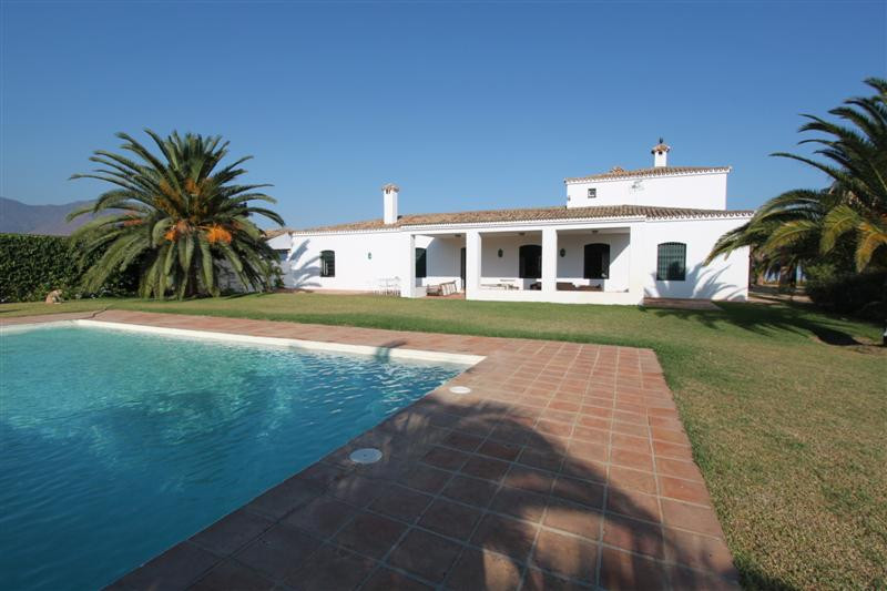 Finca - Cortijo, Casares, Costa del Sol. 7 Bedrooms, 6 Bathrooms, Built 1300 m², Terrace 400 m², Gar, Spain