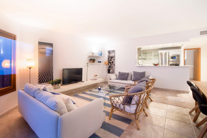 Penthouse, Benalmadena, Costa del Sol. 3 Bedrooms, 3 Bathrooms, Built 149 m², Terrace 21 m².  Settin, Spain
