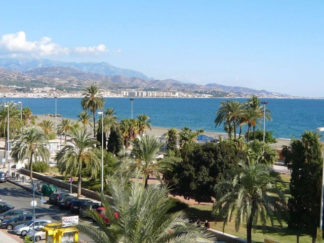Great apartment situated 1st line of the beach.  South facing, bright and with panoramic sea views. ,Spain