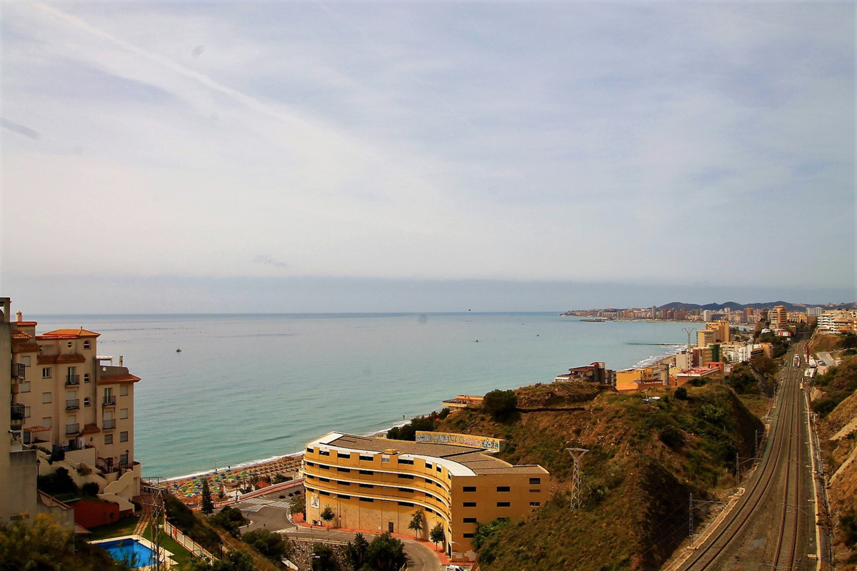 FANTASTIC PENTHOUSE WITH SEA VIEWS AND HUGE TERRACE!!!  Located a few minutes from the beach and tra,Spain