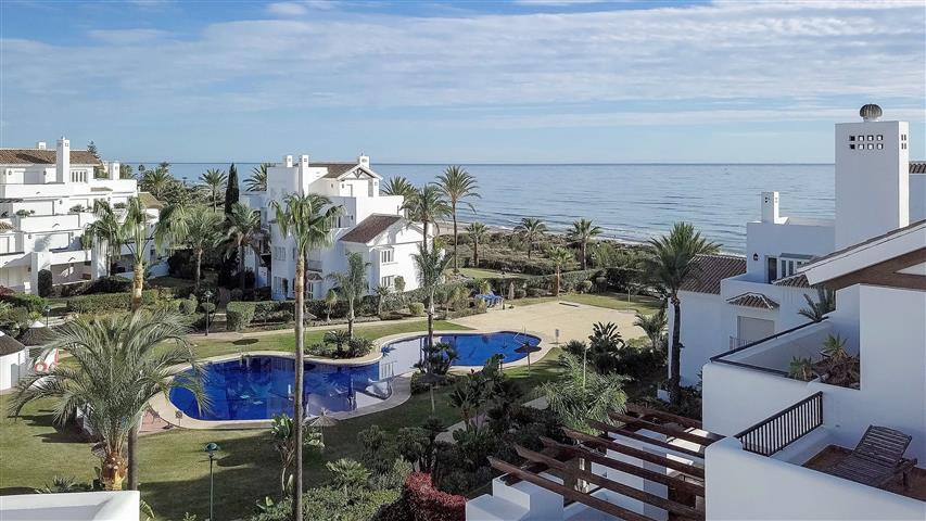 Duplex Penthouse in Los Monteros Palm Beach  Stunning duplex penthouse of 429 m2 located in one of t, Spain