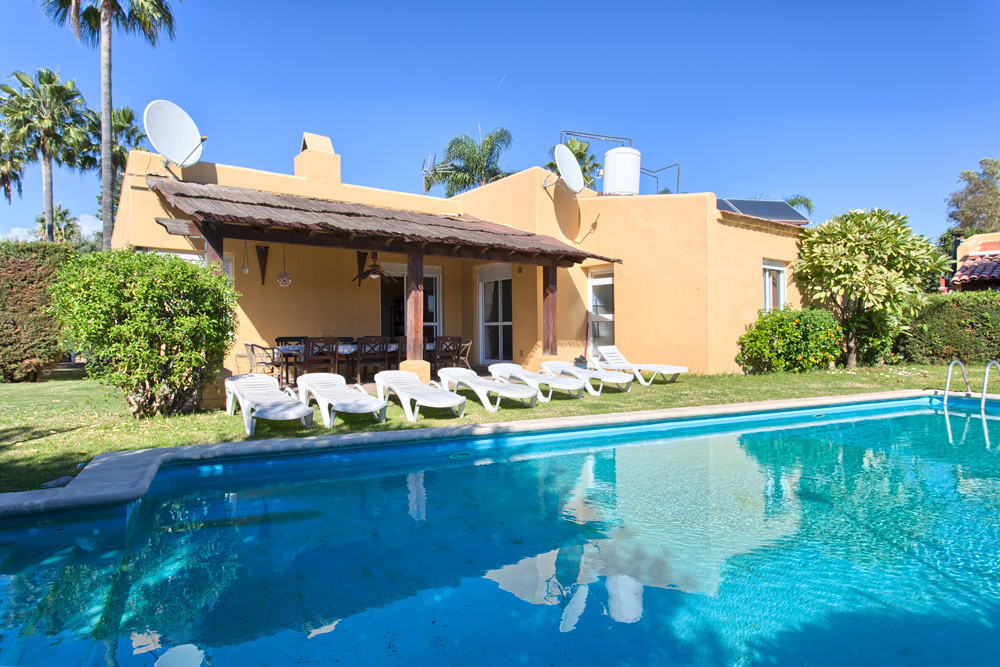 PRICE REDUCED from € 770,000 ---- This property consists of no less than 3 houses with their own sep, Spain