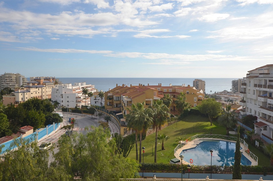 WONDERFUL APARTMENT WITH FANTASTIC SEA VIEWS! Located in Parque de la Paloma, the most renowned plac,Spain