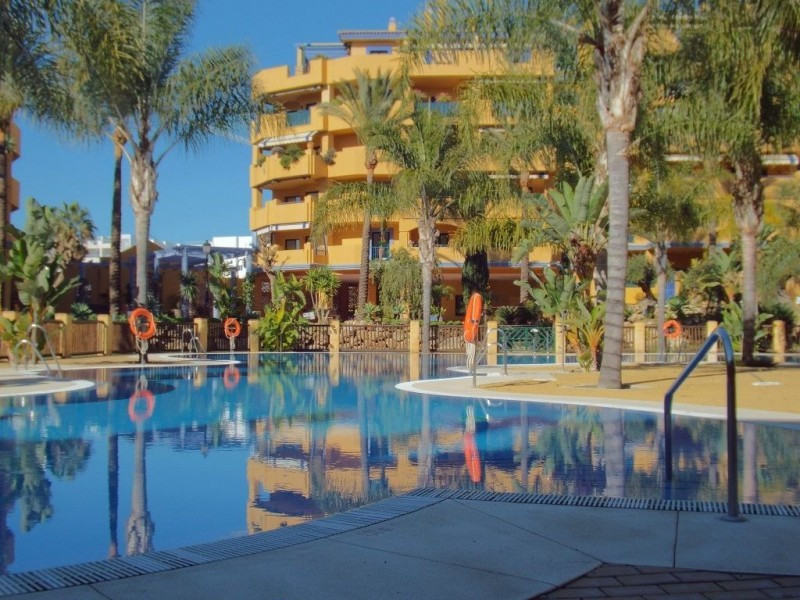South-East facing, beautifully presented, ground floor apartment in the up and coming town of San Pe,Spain