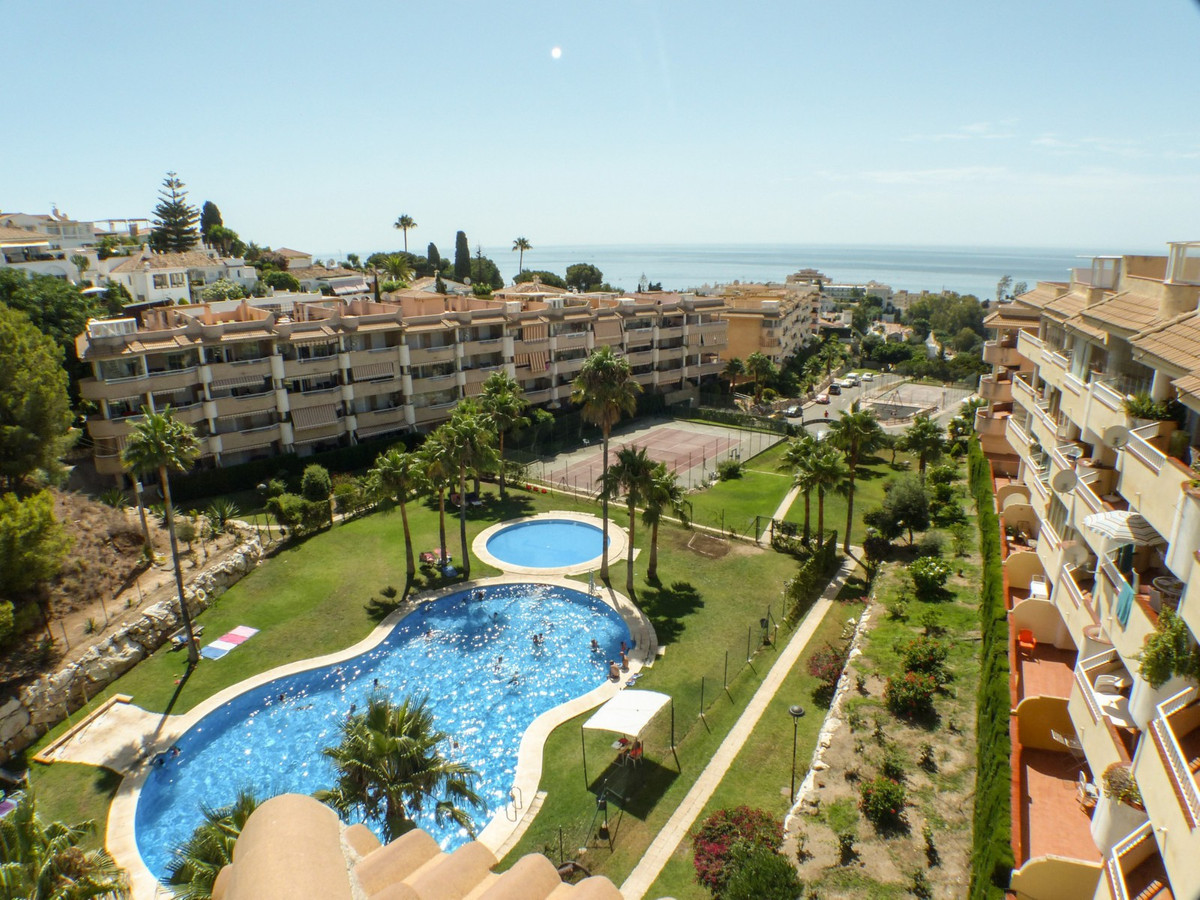 Penthouse, Torreblanca, Costa del Sol. 2 Bedrooms, 2 Bathrooms, Built 140 m², Terrace 60 m².  Settin, Spain