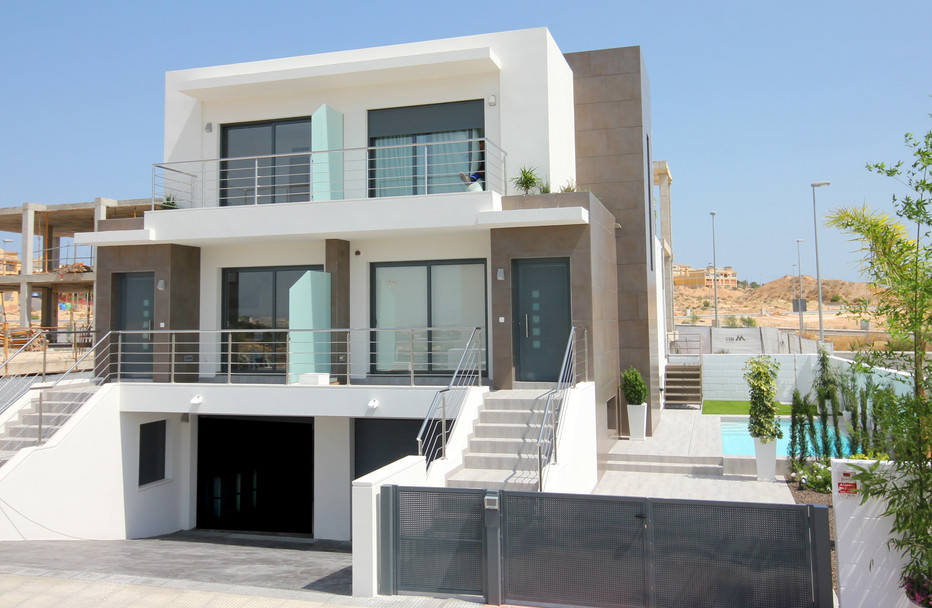 Brand new complex for properties for sale in Southen Alicante on the Costablanca This complex is mad,Spain