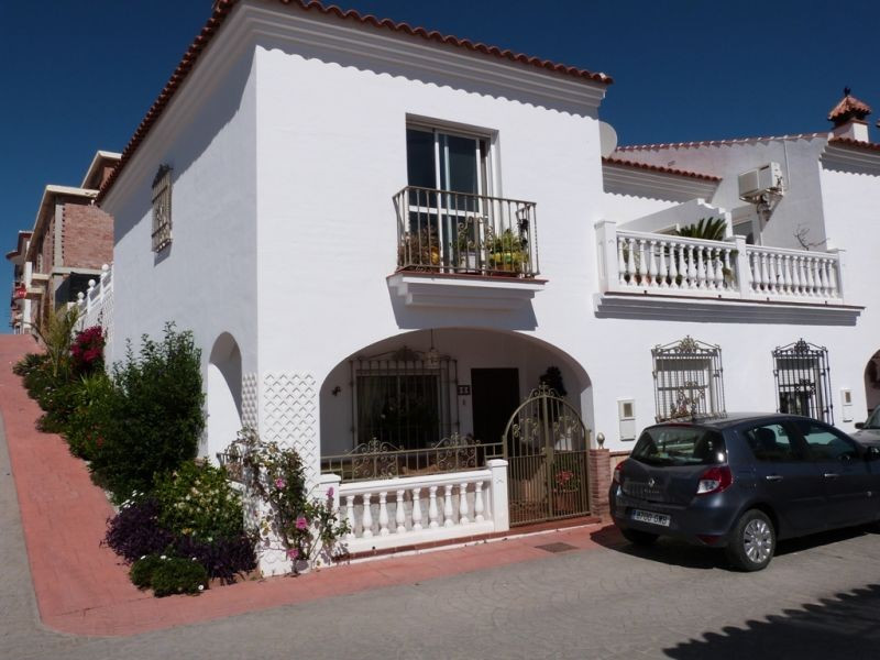 An exceptional attached villa in a peaceful location, yet just a few minutes' walk into the cent, Spain