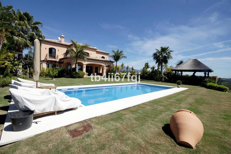 This luxury family villa.  Known for its choice of 3 Golf courses and its 6 Star Villa Padierna Pala,Spain