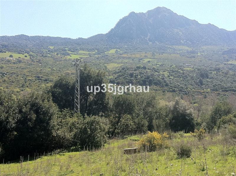 Terreno  de 750.000 m2 en la costa del sol, en gaucin, perfecto para invertir, esta a 20 km aproxima,Spain