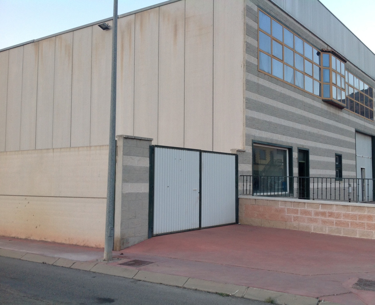 Spectacular warehouse located in the most profitable Industrial Park per square meter of the Provinc, Spain