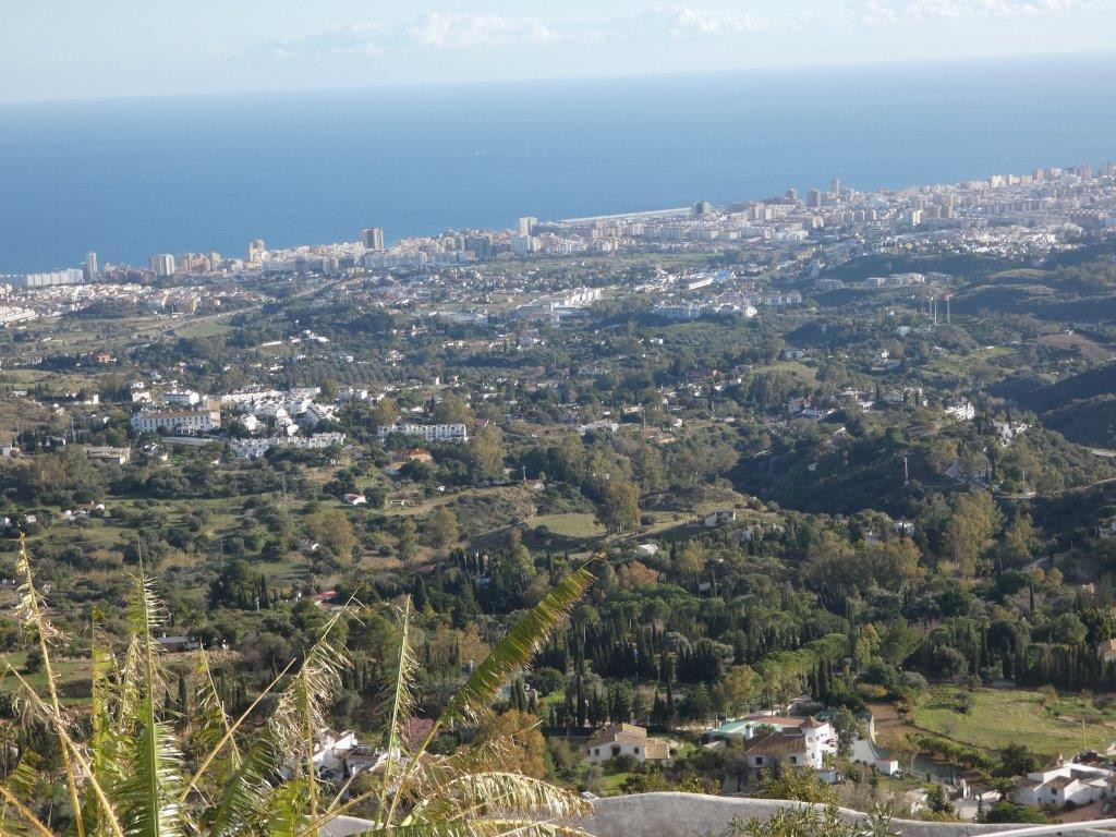 MIJAS PUEBLO  .   MOST MAGNIFICENT PANORAMIC SEA VIEWS  Magnificent villa near Mijas Pueblo and all , Spain