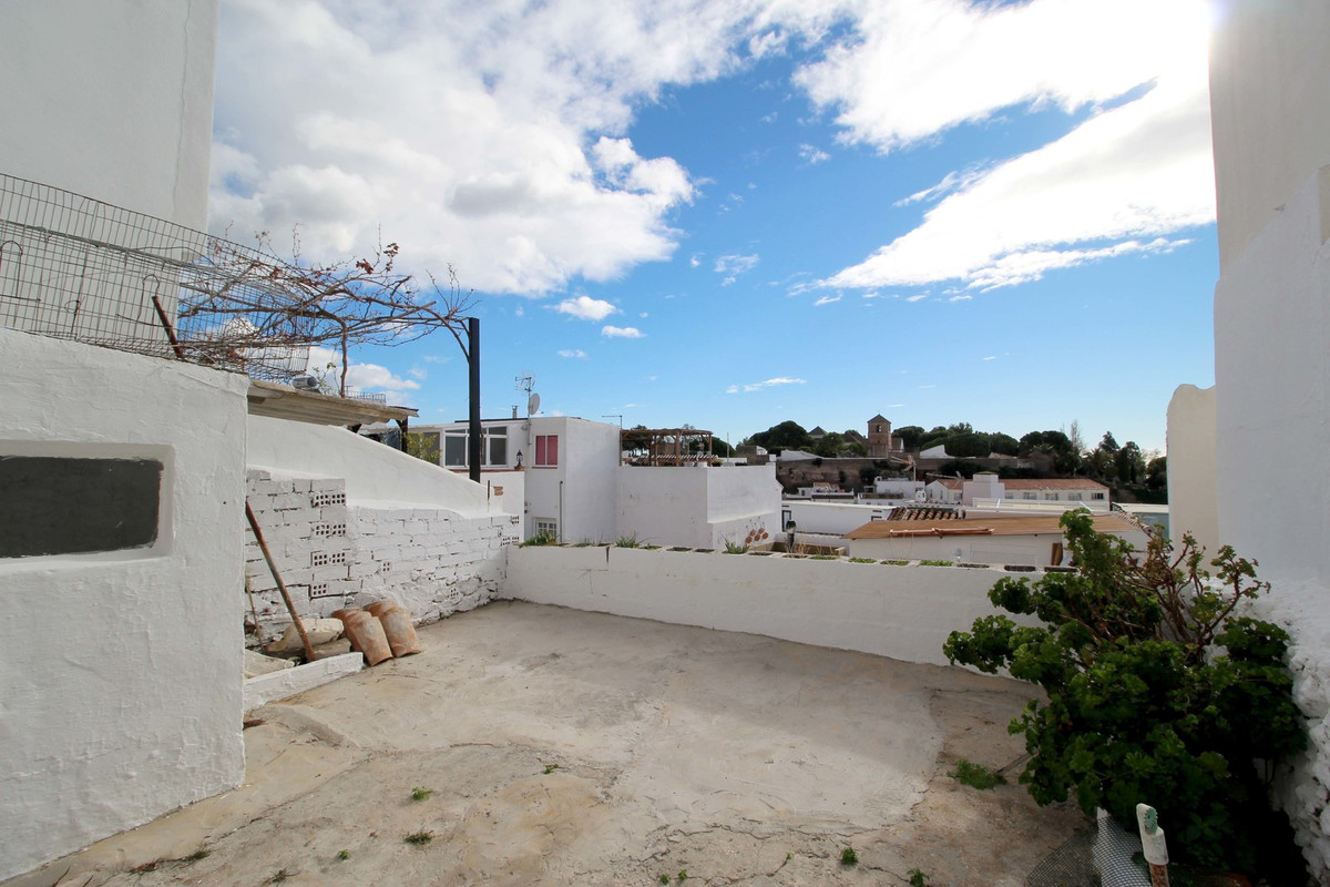 ***** Village Home in Mijas Pueblo - Built on the 60's with great investment potential *****  Lo, Spain