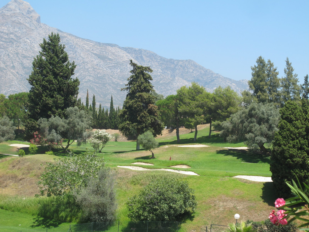 Offering a private terrace overlooking Aloha Golf Course, Casa Carino is an air-conditioned house wi, Spain