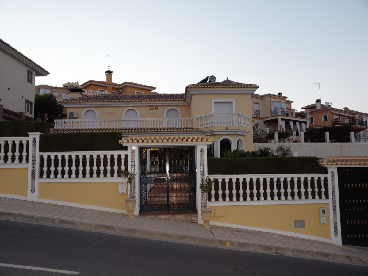 Wonderful Villa in Torre del mar. The villa features a large living/dining room with open fireplace,,Spain
