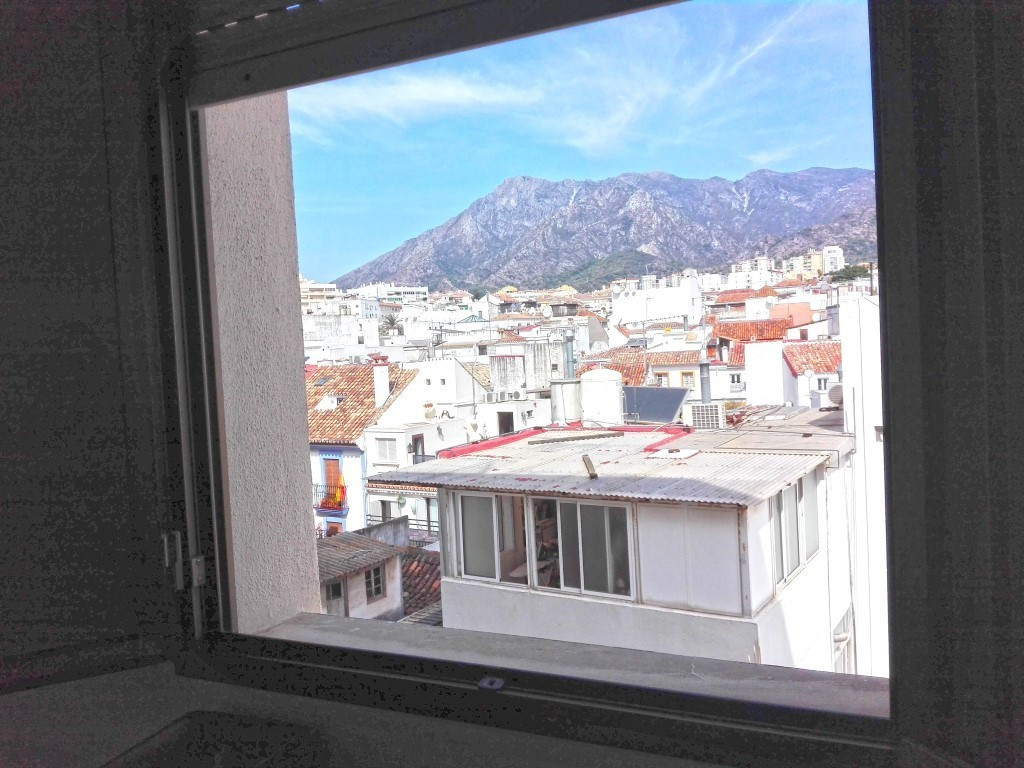 RESERVED  Big apartment in the center of Marbella with south orientation ,just five minutes walking , Spain