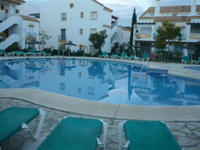 Beach side in The Fairways, Carib Playa.  This is a select small Complex of 74 apartments in total. ,Spain