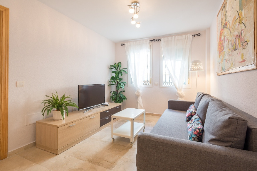Excellent apartment for sale located in the Malaga center, 5mins walk to the center. Ground floor ap,Spain