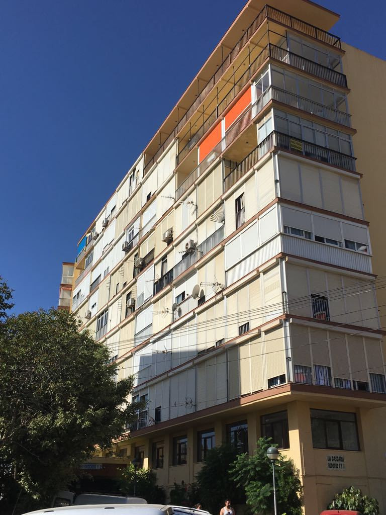 Studio flat in La Carihuela.  This property is located next to Parque La Bateria, within walking dis,Spain