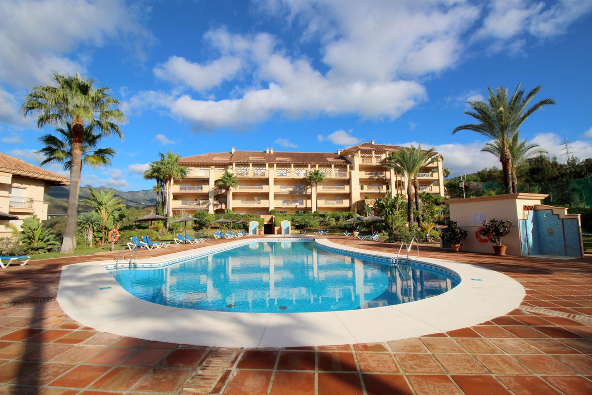 Located near the Los Monteros Rio Real golf course within walking distance to the golf hotel and clu,Spain