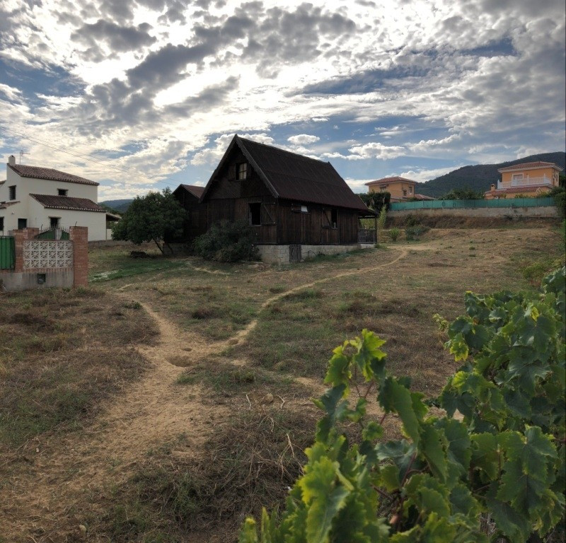 Awooden houses in lhaurin de la Torre located in a privileged environment. wooden houses a located c,Spain