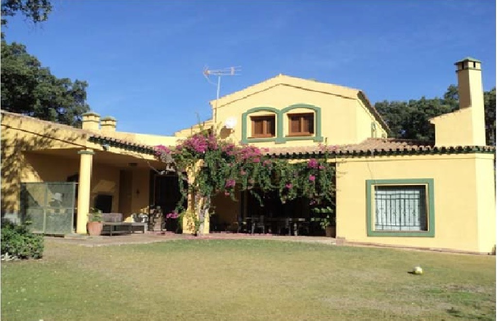 Magnificent very carefully and in the area of Sotogrande Alto with 550 m² built 2500 m² of land , 5 ,Spain