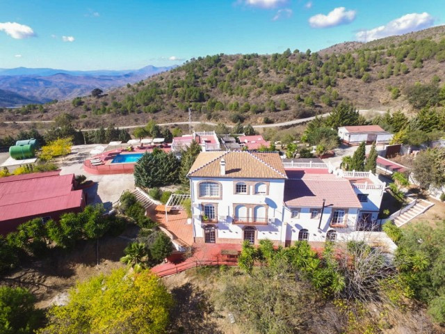 EXCELLENT OPTION TO RUN A SUCCESSFUL BUSINESS!!  Equestrian Finca with several accommodations with l,Spain