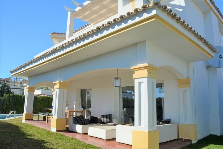 MODERN DESIGNED VILLA CLOSE TO AMENITIES AT ONLY 700 METERS FROM THE SEA  A rare property in the are,Spain