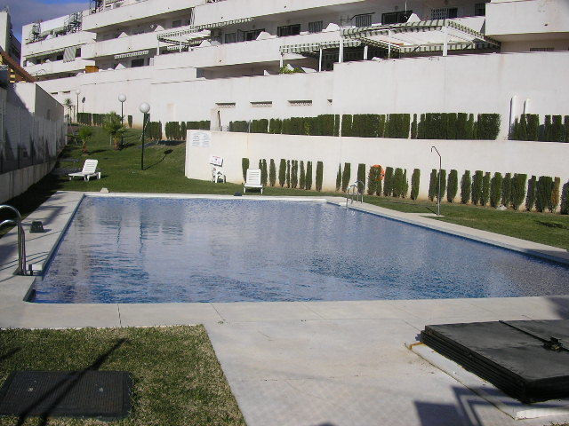 2 bedrooms penthouse, living room, kitchen, bathroom and toilet. The apartment is fully furnished an,Spain