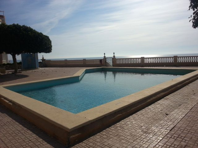 3 bedroom beach front apartment in Playa Muchavista with stunning views of the sea.  Apartment in el,Spain
