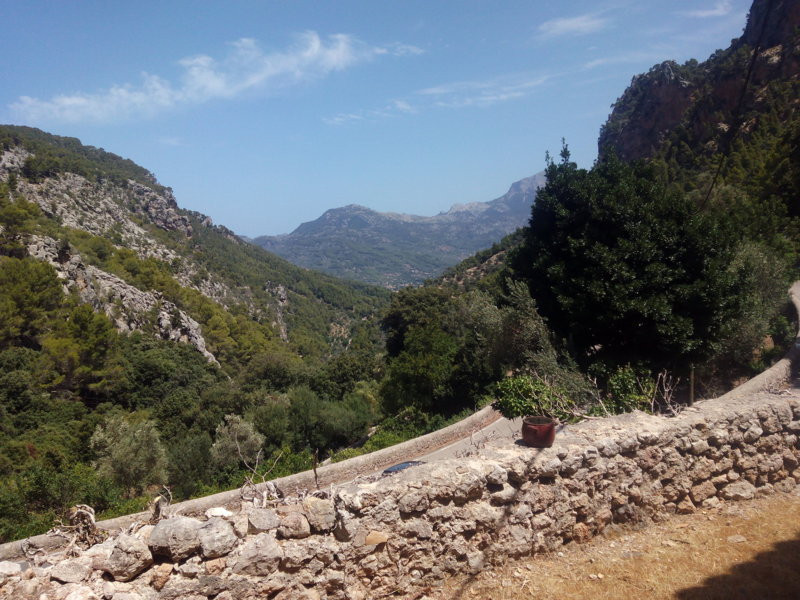 The Serra de Tramuntana, is declared World Heritage by UNESCO in the category of Cultural Landscape., Spain