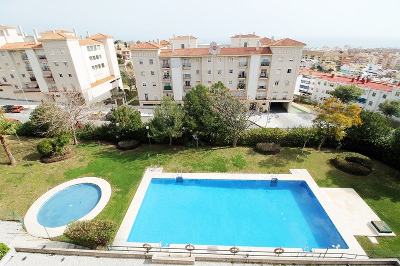 Beautiful apartment with two bedrooms for sale in Arroyo de la Miel, Benalmadena. Wonderful communal, Spain