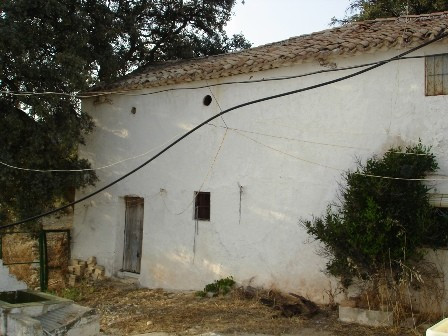 Reduced From 220,000 Euors......A Large Country Cortijo Set In 25,000m2 Of Land. The House Is In... , Spain