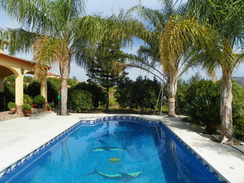 Great finca located  just outside the town of Alhaurin el Grande and also very close to the towns of, Spain