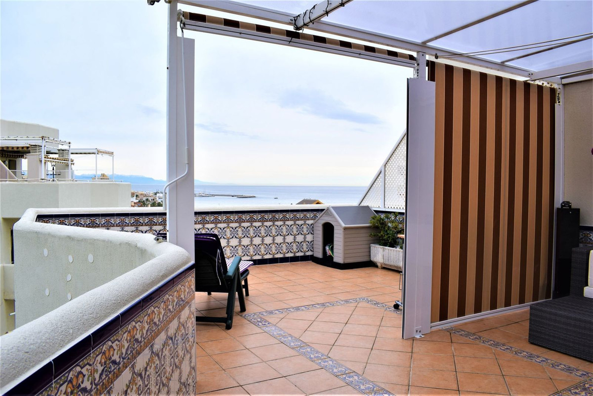 The apartment: -92m2 built. -1 bedroom and 1 bathroom. -Terrace. -Northeast orientation. -8th floor., Spain