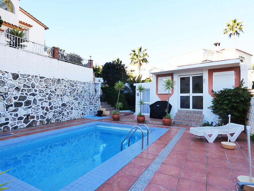 Close to the center of Arroyo de La Miel in the municipality of Benalmadena, in the heart of a resid,Spain