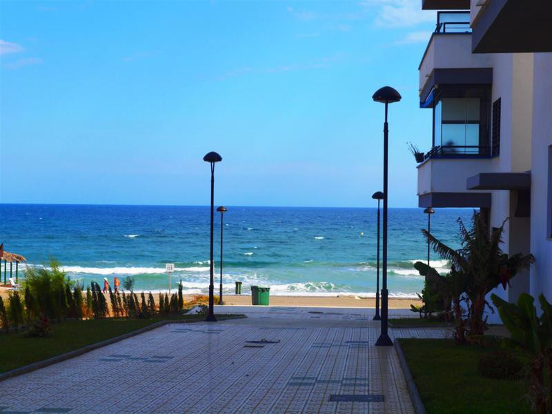 Wonderful apartment in first line of the beach in Torrox Costa. This beautiful property consists of ,Spain