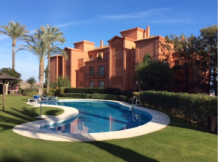 RENTED UNTILL SEPTEMBER   Royal Flamingos is situated within the luxurious gated golf and spa resort,Spain