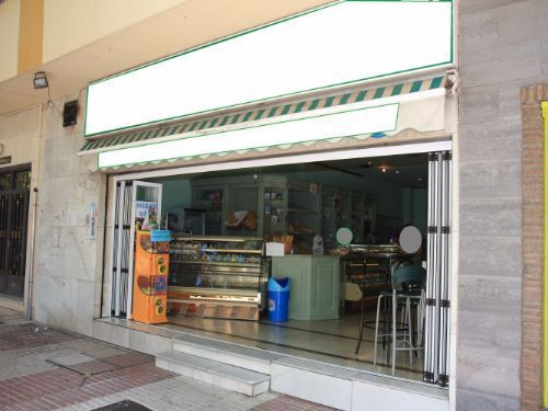 Commercial local in one of the access streets of Marbella. Area of great population and lots of vehi, Spain