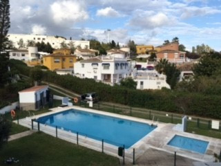 Between Benalmadena and Arroyo de la Miel is this very spacious town house , divided into three floo, Spain